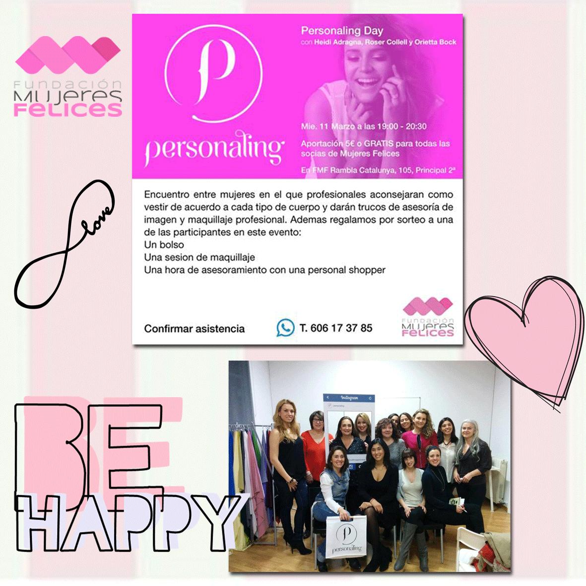 Personaling Fundacion Mujeres Felices