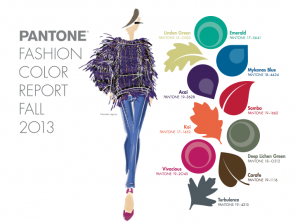Tendencias de color Otono Invierno 2013 2014 TheGoldenStyle The Golden Style