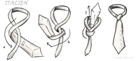 italian_tie_knot_how_to_tie_a_tie TheGoldenStyle