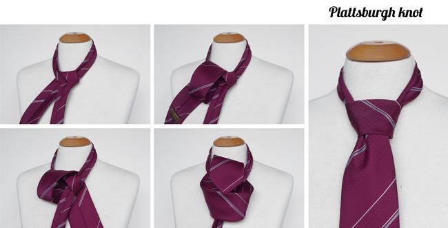 Diferentes nudos de corbata modernos personal shopper for Nudos de corbata modernos