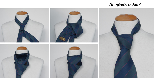 st andrew knot